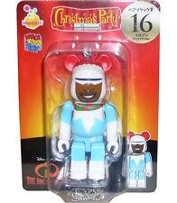 Disney Pixar Christmas 2013 Bearbrick Be@rbrick 100% no.16 Frozone X'mas Ver.