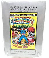 Captain America Marvel Masterworks Vol 8 Marvel Comics HC Hardcover New Sealed