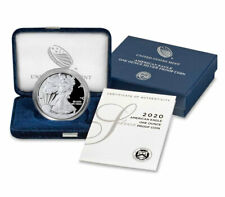 2020-S Proof American Silver Eagle San Francisco Issue Gem Proof Ogp