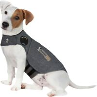ThunderShirt Classic Size Small (15-25 lbs) For Dogs, Heather Gray