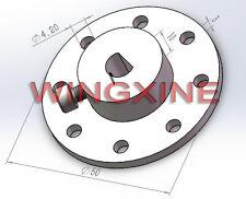 ASMC and ASME series special steering arm plate
