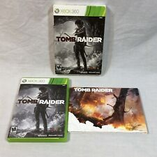 Tomb Raider - The Final Hours Edition (Microsoft Xbox 360, 2013)