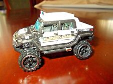 HOT WEEHLS Hummer H2 TM GM - EL SECUNDO POLICE