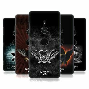 OFFICIAL ALCHEMY GOTHIC WING HARD BACK CASE FOR SONY PHONES 1