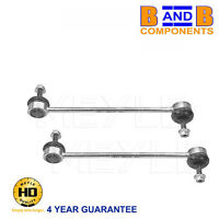 VW ANTI ROLL BAR LINK RODS DROP LINKS POLO UP AUDI A1 A2 MEYLE HD PAIR A1349