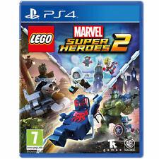 Lego Marvel Super Heroes 2 (Playstation 4, 2017)