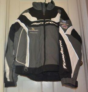 TEAM ARCTIC CAT Velocity snowmobile jacket RARE sz XXL MN VIKINGS football BLAST