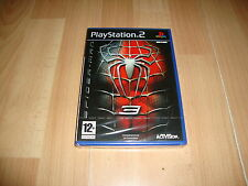 SPIDER-MAN SPIDERMAN 3 DE ACTIVISION PARA SONY PLAY STATION 2 PS2 NUEVO