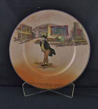 Royal Doulton Seriesware Dickensware Rack Plate Mr Pickwick D6327 1931-1951
