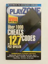 Playzone Über 1000 Cheats & Codes zu 127 PS2 Spielen Sonderbeilage 5/2003