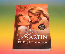 Kat Martin ? Ein Engel für den Duke ~ HERZOG historische Liebesromane Historical