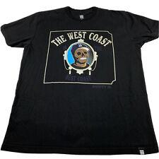 Vintage Entity Dr. Dre The Chronic West Coast T-Shirt Mens Large Hip Hop Rap