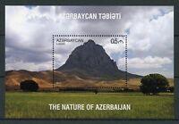 Azerbaijan 2017 MNH Nature Ilandagh 1v S/S IV Mountains Tourism Stamps