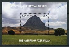 Azerbaijan 2017 MNH Nature Ilandagh 1v S/S IV Mountains Tourism Stamps