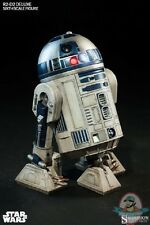 1/6 Scale Star Wars R2-D2 Deluxe Figure Sideshow Collectibles