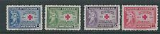 Ecuador 1945 Croce Rossa (Scott C131-4) VF MH