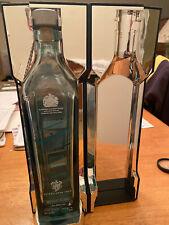 Johnnie Walker Blue Label Limited Edition Design EMPTY bottle in case