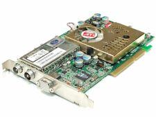 ATI 109-A09000 All in Wonder Radeon 9600 128MB AGP TV FM Grafikkarte 102A0900900