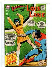 Lois Lane #85 - When Lois Was More Super Than Superman! (5.5) 1968