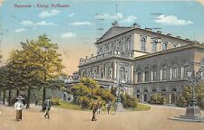 BG25189 hannover konigl hoftheater   germany