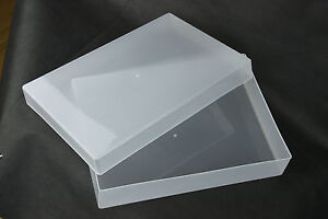 25 x A4 Plastic Boxes. BEST QUALITY ON eBay.