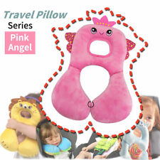 Baby Toddler Travel Pillow Head&Neck Support for Car Seats-Comfortable Headrest