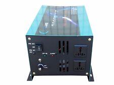 Convertisseur pur sinus 3000w onduleur 24V à 220V onde sinusoïdale pure power in