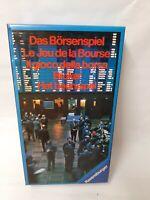DAS BÖRSENSPIEL - CASINO SERIE AUS DEM JAHR 1972 - RAVENSBURGER - RARITÄT
