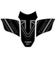 PARASERBATOIO RESINA 3D TRIUMPH TIGER 800 XCX 2018-2019 GP-635 (Black)