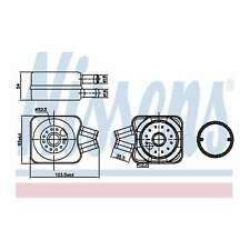 Fits Audi A4 B5 1.9 TDI Genuine OE Quality Nissens Gearbox Oil Cooler