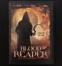 Blood Reaper NM DVD Lory-Michael Ringuette Horror 2004 City Folk Camp Slasher
