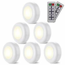 LED Closet Light Battery Powered Remote Control Lamp for Stick-on Stairs Cabinet