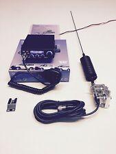 Radio CB AM/FM Démarreur Kit TeamTS - 6M+ Mini Springer CB Antenne & 4 Boulon Barre Kit
