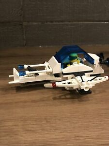 LEGO SPACE FUTURON HOVERCRAFT 6875, FROM 1988