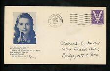 US Postal History Military Wars / WWII WACS & WAVES Women Pilots Marines 1944 KY