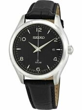 Seiko Solar SNE495 Wrist Watch for Men