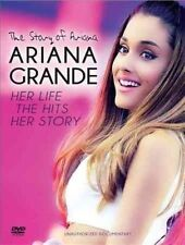 The Story of Ariana by Ariana Grande (DVD, Jan-2015, Blue Line Music)