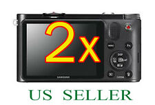 2x Clear LCD Screen Protector Guard Cover Shield Film For Samsung NX1000