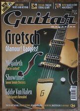 Guitar magazine - Gretsch, Megadeth, Van Halen and more (August 2001)