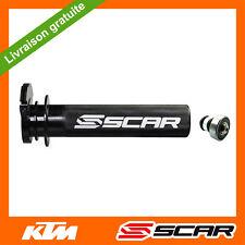 POIGNEE DE GAZ ACCELERATEUR ALU ROULEMENT KTM SXF EXCF 250 350 450 16-18 SCAR
