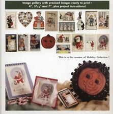 Cardmaking/Scrapbooking CD - Holidays - 54 Printable Images (Paper or Fabric)