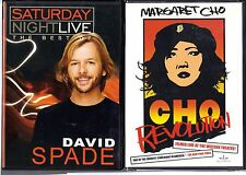Saturday Night Live - The Best of David Spade & Revolution by Margaret Cho DVDs