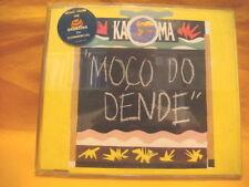 MAXI Single CD KAOMA Moco Do Dende 3TR 1992 lambada