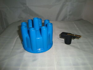 V8 Distributor Cap with Rotor Button Suit Bosch Distributor V8