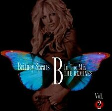 BRITNEY SPEARS - B IN THE MIX: THE REMIXES, VOL. 2 (NEW CD)