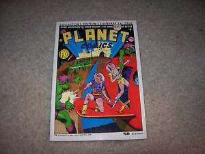 PLANET COMICS #1 REPRINT ONLY ONE RELEASED FROM 1984 !!