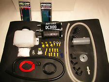 DC3000 Advanced HHO Dry Cell  Kit + HEC Chip + CCPWM30A. engines 2.8-4.2 L