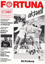 II. BL 88/89  Fortuna Köln - SC Freiburg, 01.04.1989