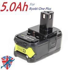 18V 5.0Ah Li-ion Battery For Ryobi One Plus P103 P102 P107 P108 P104 P105 RB18L2