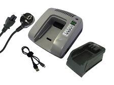 Caricabatteria per Black & Decker 244760-00 A144 499936-34 A14F A12 A12EX,Grigio